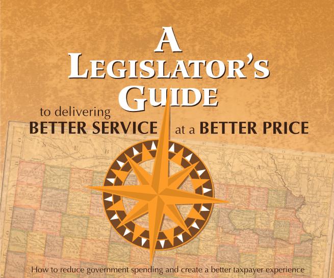 2019 Legislator's Budget Guide