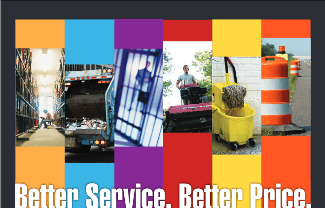 Better Service, Better Price: How privatization can streamline government, improve services, and reduce costs for Kansas taxpayers.