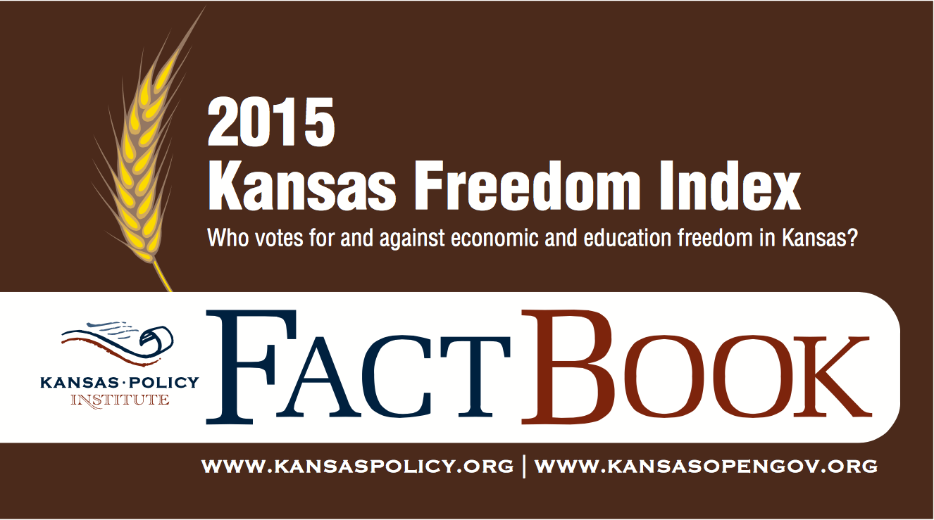 Kansas Freedom Index now includes lifetime rankings