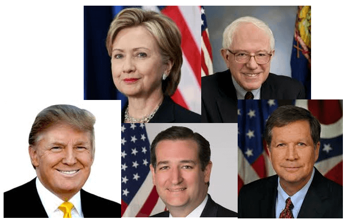 Presidential politics and public education – where the candidates stand