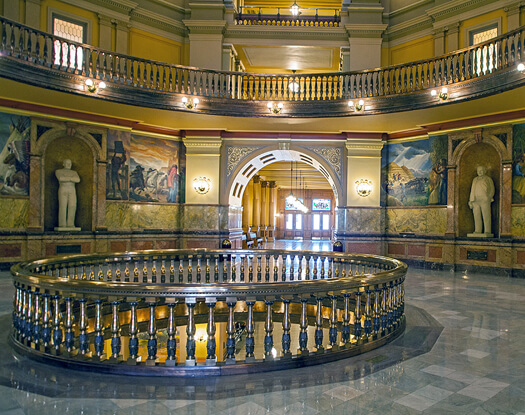 Kansas Legislature Lifetime Freedom Index Released