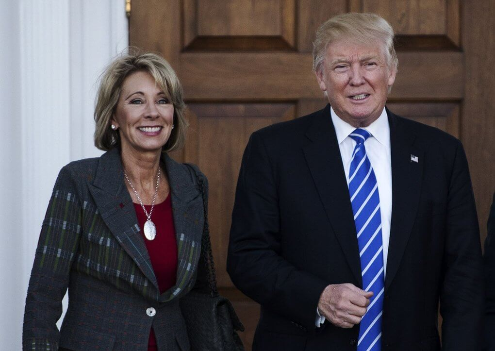 What Trump's Education Secretary could mean for Kansas school choice