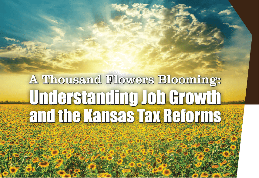A Thousand Flowers Blooming: Understanding Job Growth and the Kansas Tax Reforms