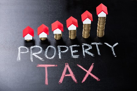 City Property Tax Hikes