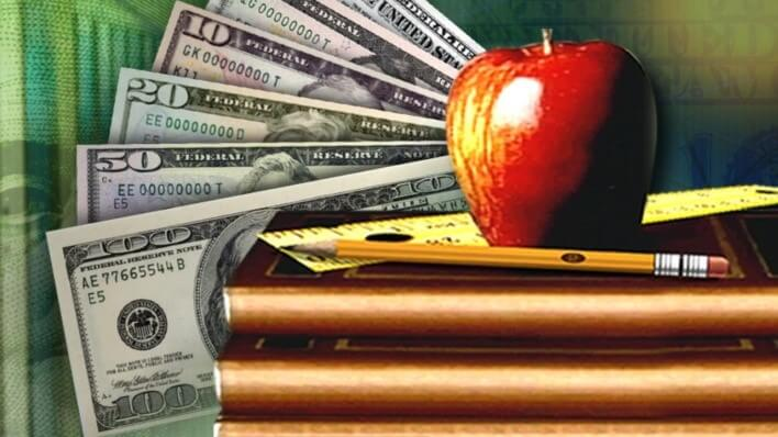 Kansas Ranked 6th for State School Funding