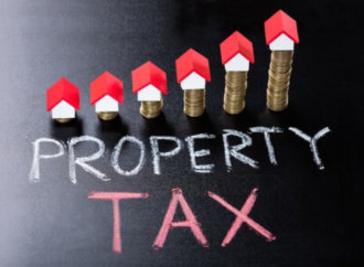 Local Government Pushes Property Tax to Record Levels