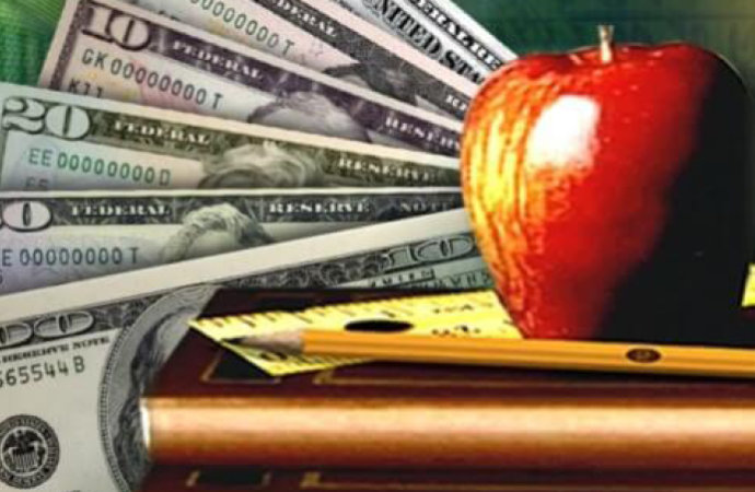 Kansas School Funding Set New Records in 2017