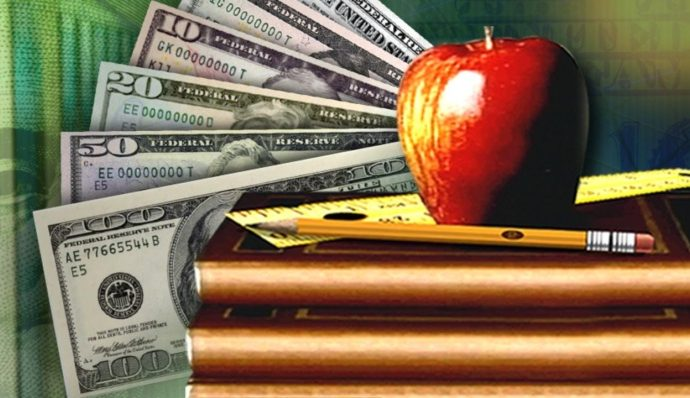 School lobby pushes money correlation myth
