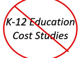 Review of Kansas education cost studies a reminder of the absurdity of it all