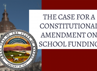 The Case for a Constitutional Amendment on School Funding
