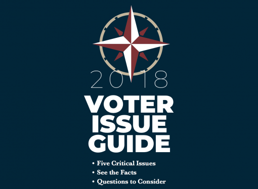 2018 Voter Issue Guide
