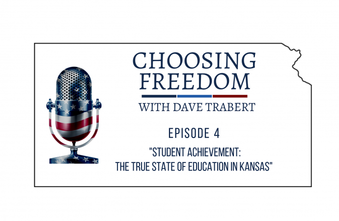 What's the true state of education in Kansas?