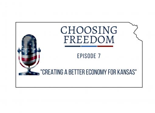 Creating a better economy for Kansas