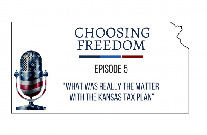 What was Really the Matter with the Kansas Tax Plan?