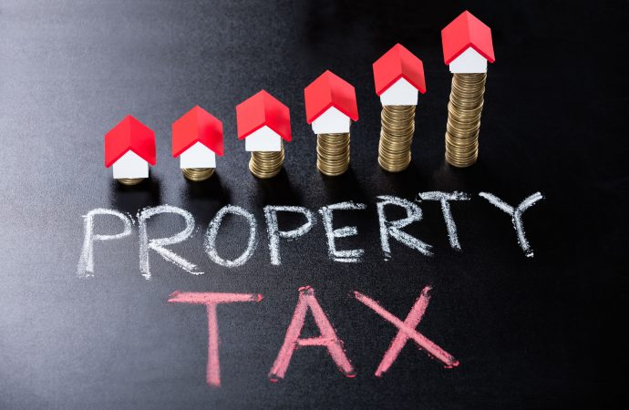 Local government property tax data shows opportunity for savings