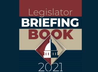 2021 Legislator Briefing Book