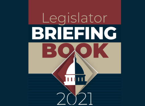 2021 Legislator Briefing Book