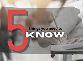 5 things you need to know about K-12 education