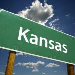 Kansas highway sign Department of Transportation
