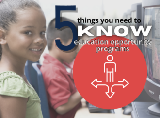 Five things to know about money-follow-the-child programs