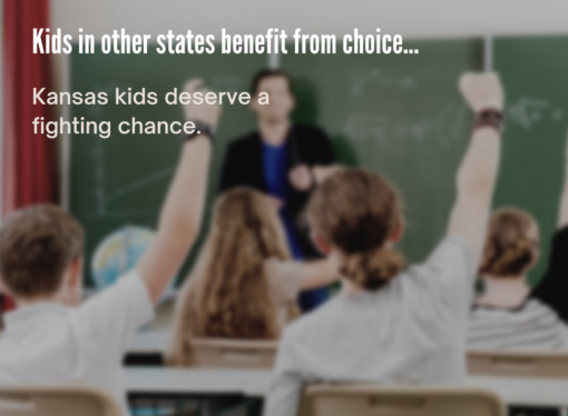 Kids benefit from choice in other states, while Kansas resists efforts to help students
