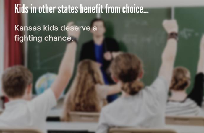 Choice benefits kids in Florida, Indiana, and Arizona while Kansas resists