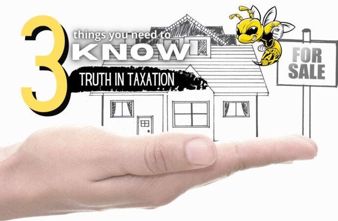 3 things to know about Truth in Taxation